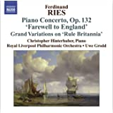 Ries: Piano Concertos, Vol. 3
