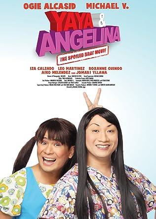 Amazon.com: Yaya & Angelina - Philippines Filipino Tagalog DVD Movie ...