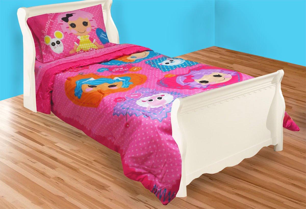 Lalaloopsy Bedroom Furniture Amazoncom Lalaloopsy Twin Sheet Set Home Kitchen
