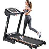 Treadmill Portable Folding Running Machine Indoor Commercial Home Health Fitness Training Equipment (US STOCK)