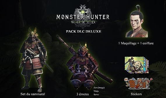 Monster Hunter World - Collector Edition: Amazon.es: Videojuegos