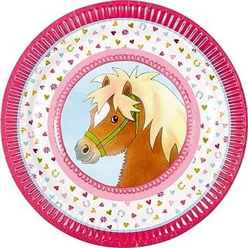 Dein ultimatives Mottoparty-Set Aktivbuch Meine Pferde-Party