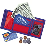 Learning Resources Pretend and Play Cash 'N' Carry Wallet