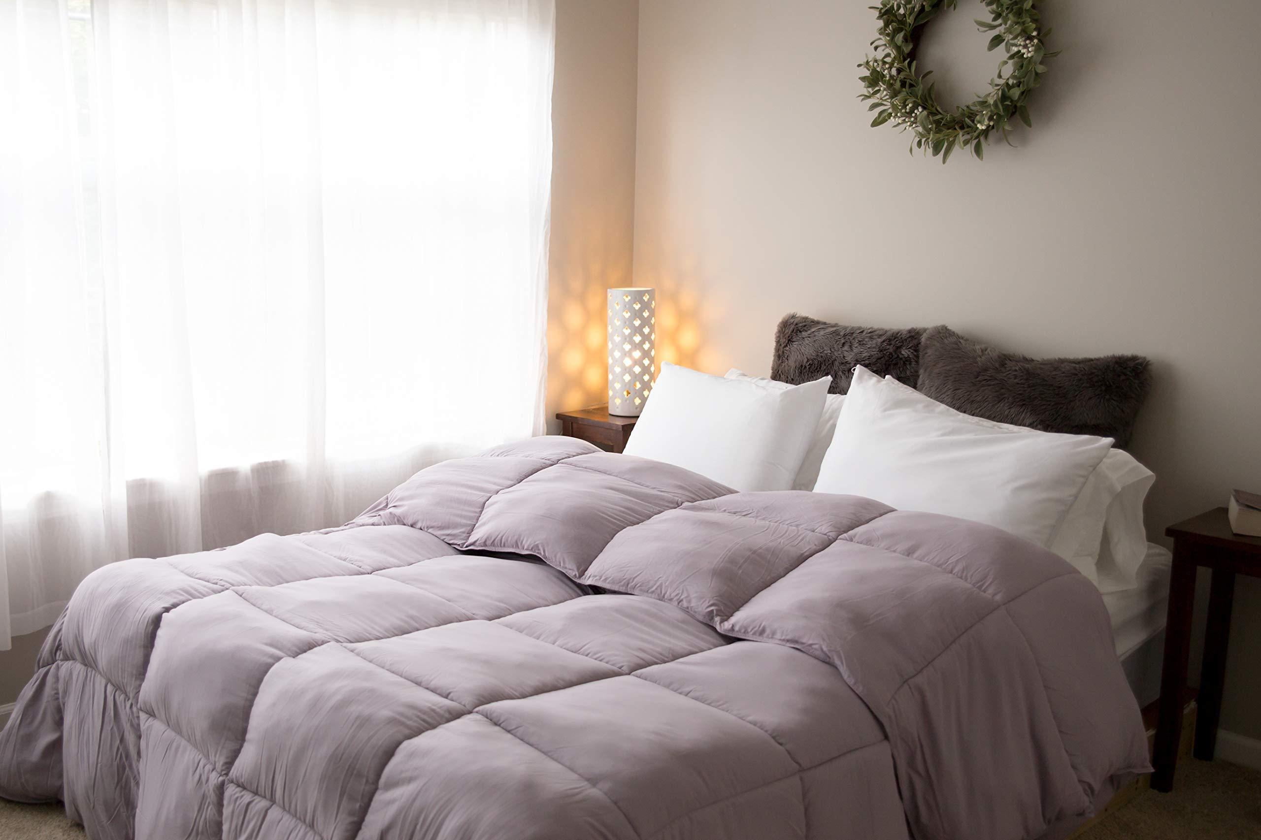 Pillowtex Dream in Color All Season Comforter (King/Cal King, Heather)