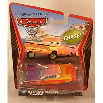 Disney / Pixar CARS 2 Movie 155 Die Cast Car #29 Radiator Springs Ramone: Toys & Games