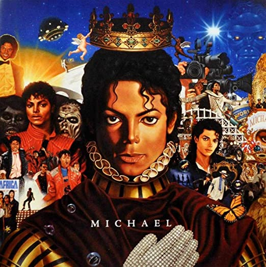 Michael By Michael Jackson Amazon Co Uk Music