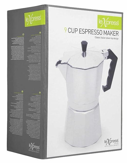 Amazon.com: Kitchen Craft Le Xpress – Classico estilo 9 ...