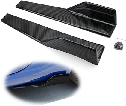 For 2014-2019 TOYOTA TUNDRA BLACK CARBON FIBER ROOF TOP TRIM MOLDING KIT