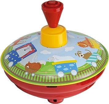 Bolz 52583 peonza - Peonzas (Pump Spinning Top, Multicolor, 1,5 ...