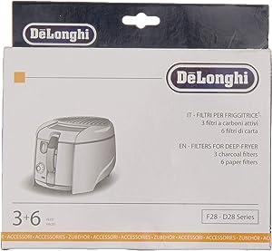 Delonghi 5512510041 Set Filters F28-9 D