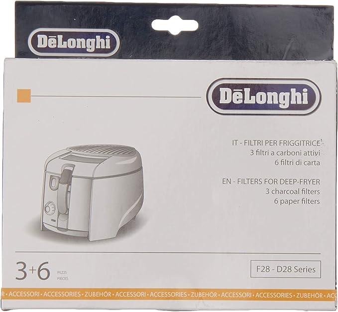 F984 F988 F989 5525106700 5525114400 F985 Filterset für DeLonghi F980