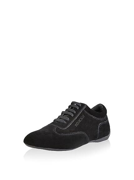 Sparco Men s Imola Low-Top Black Size  10  Amazon.co.uk  Shoes   Bags 37cb5f25d