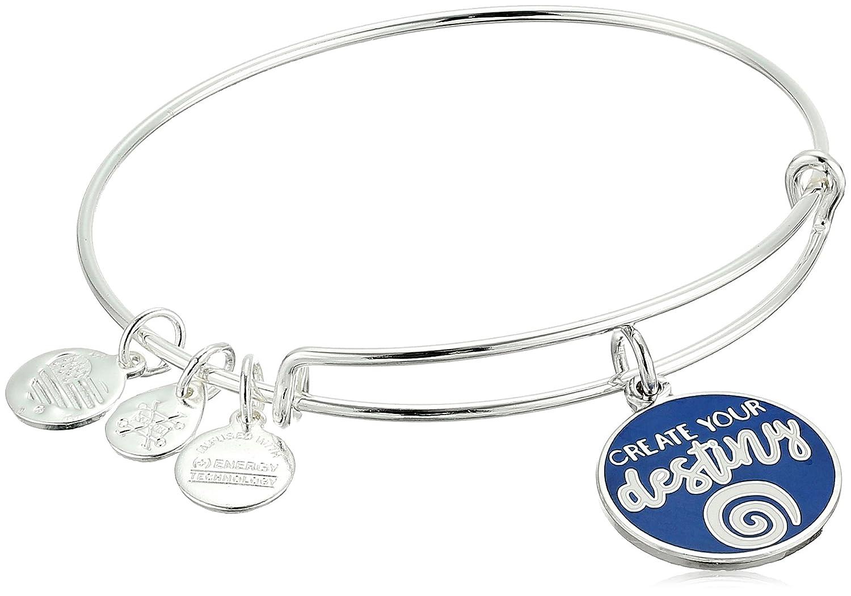 Alex and Ani Femme Bracelets Laiton charms - A17EBWAP02SS