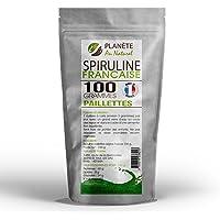 Spiruline Paillettes Française - 100g