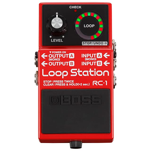 リンク:RC-1 Loop Station