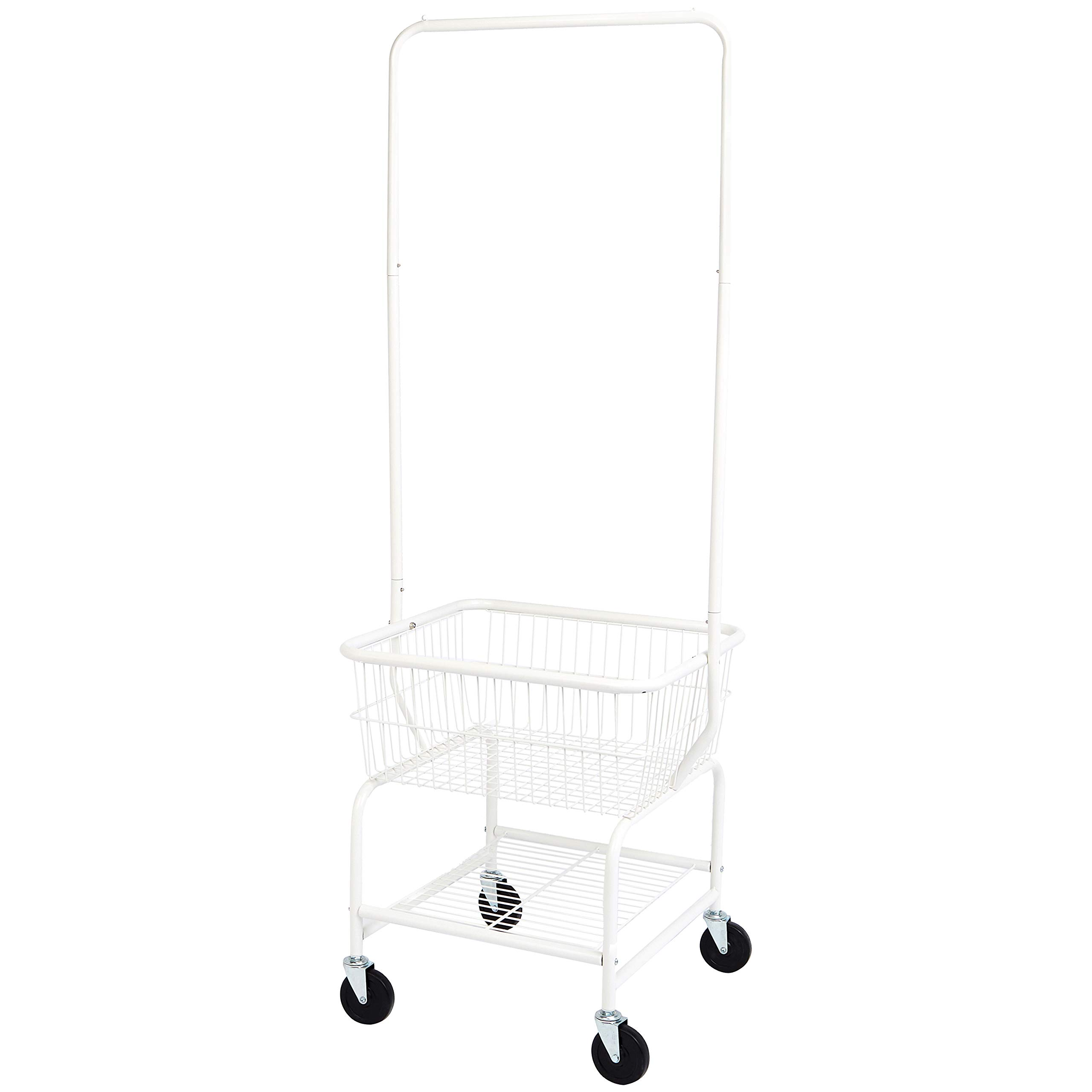 AmazonBasics Laundry Butler with Wheels