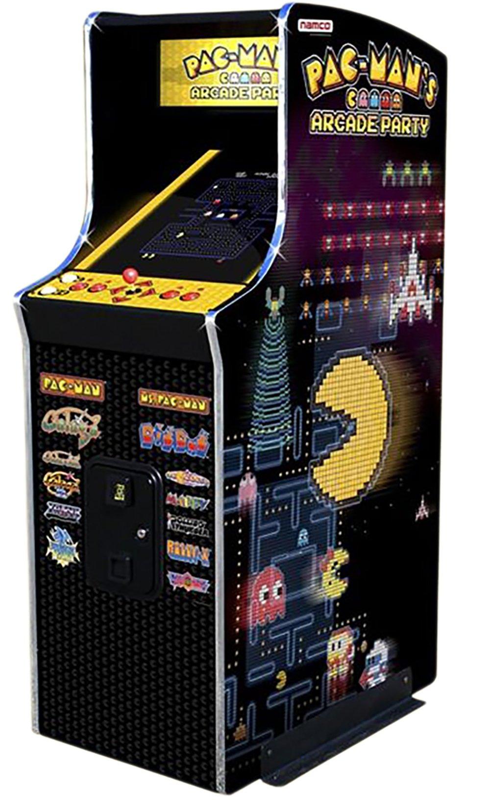 Namco Pacman Arcade Party Cabaret Arcade Game Machine by Namco