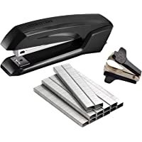 Bostitch Office Ascend 3 in 1 Stapler with Integrated Remover & Staple Storage, Value Pack with Staples & Remover…