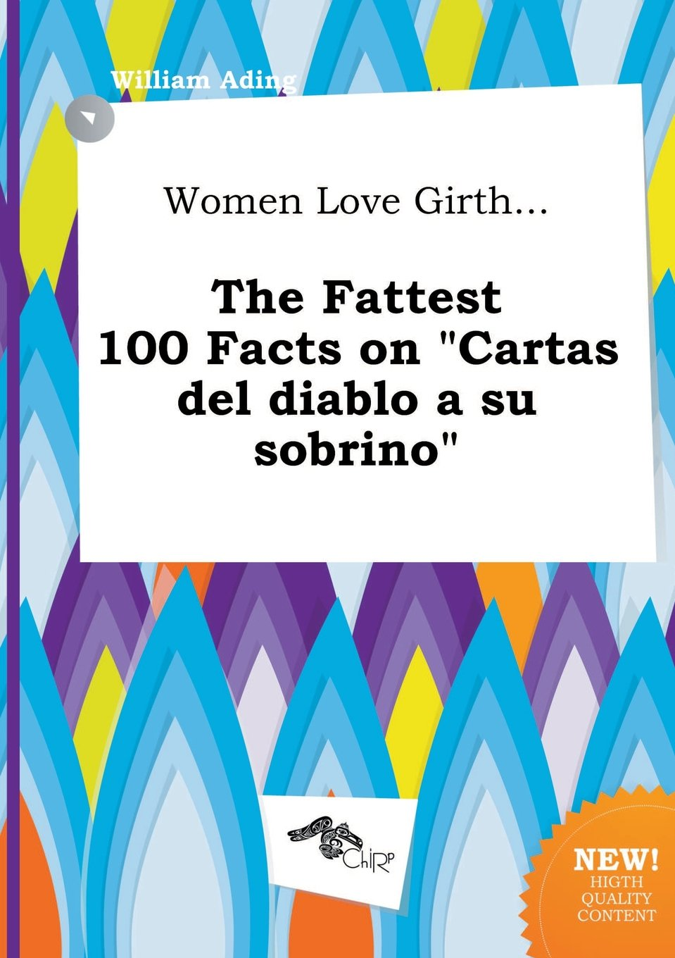 Women Love Girth... the Fattest 100 Facts on Cartas del ...