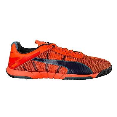 a5a1414bb Puma Neon Lite 2.0 Indoor Soccer Shoe (Lava Blast