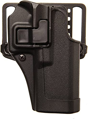 BLACKHAWK 410565BK-R CQC Concealment Serpa Holster for Springfield Armory XDS