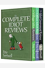 The Complete Idiot Reviews (A Laugh Out Loud Comedy Box Set) Kindle Edition