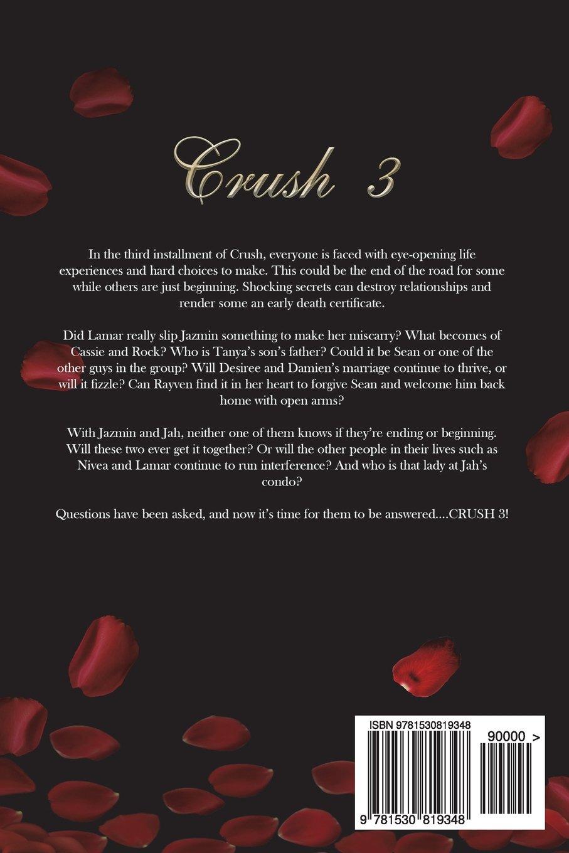 Amazon com: Crush 3 (Volume 3) (9781530819348): Ivy Symone