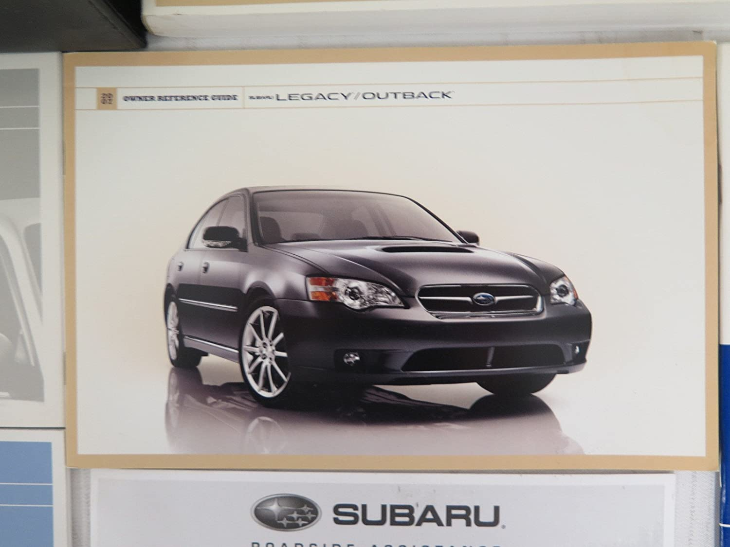 2007 subaru legacy outback owners manual user guide manual that amazon com 2007 subaru legacy outback owners manual subaru car rh amazon com 2007 subaru outback fandeluxe