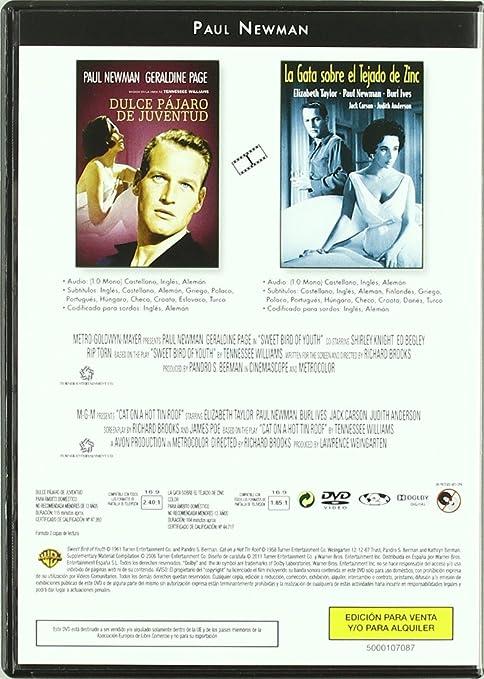 Pack Paul Newman (Incluye 5 Películas) [DVD]: Amazon.es: Paul ...