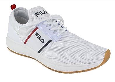 Fila Mens Control Low Textile Sneakers: Amazon.co.uk: Shoes ...