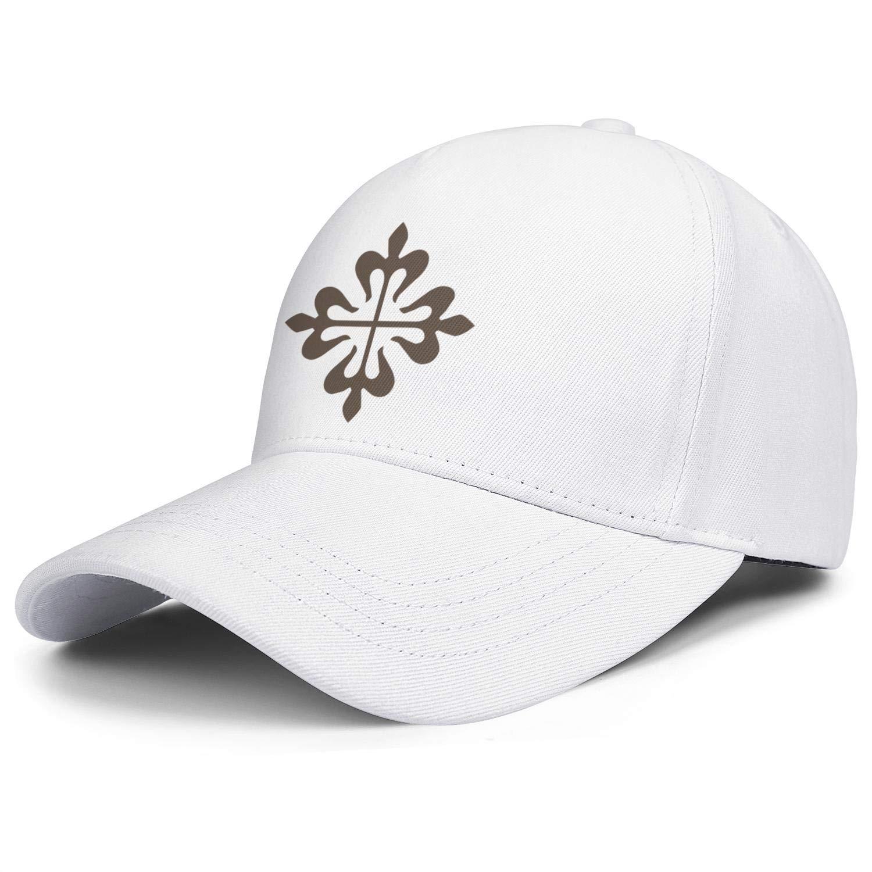 NIANLJHDe Unisex Curved Baseball Cap Patek-Philippe-Logo- Outdoor Stretch Cotton Trucker Cap by NIANLJHDe