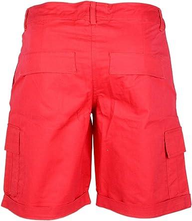 Bermuda Uomo Pantalone Corto Shorts Chino Comfort Casual Basic TASCA AMERICA new