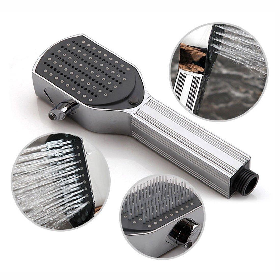 2 in 1 Pet Grooming Brush Pet Cat Hair Massager Shower Head