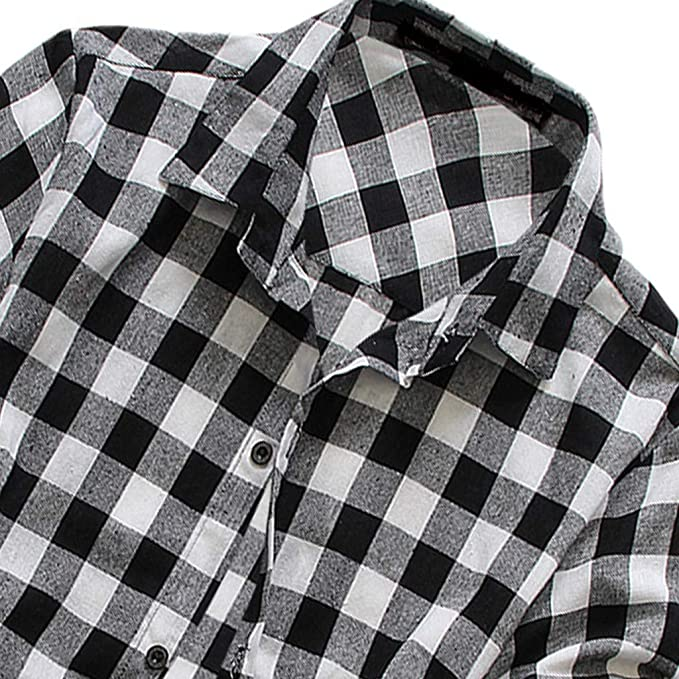 Camisa De Lino Hombre Suelta Casual Transpirable Top De Manga ...