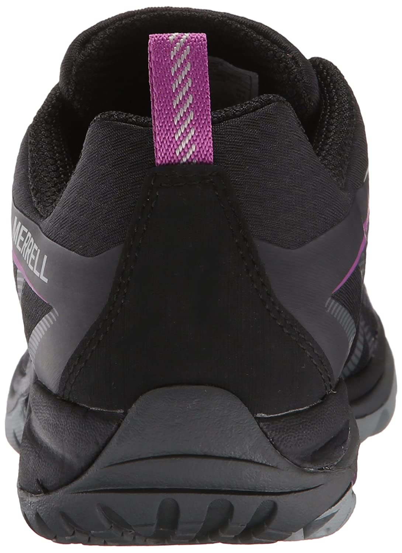 Merrell Women's B00YBEIJWM Siren Edge Hiker B00YBEIJWM Women's 10.5 B(M) US|Black/Purple f824d0