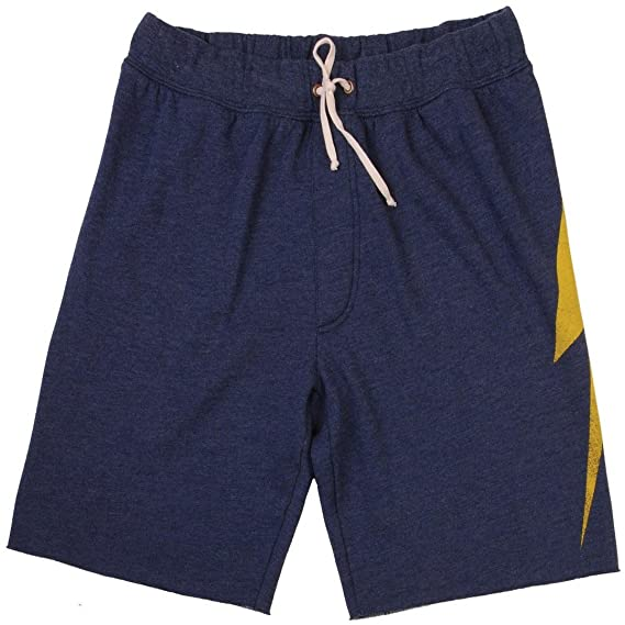 L.Bolt Triblend Big Fleece Shorts Pantalón Corto Chándal, Hombre ...