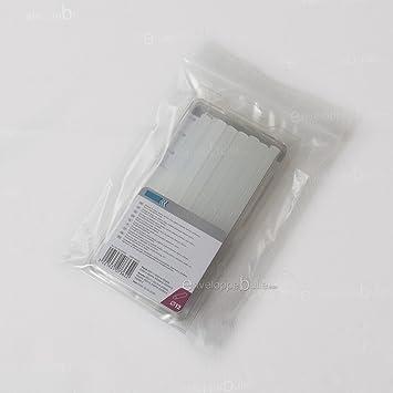 Bolsas Plásticas con cierre zip 180 x 250 mm muy resistentes ...