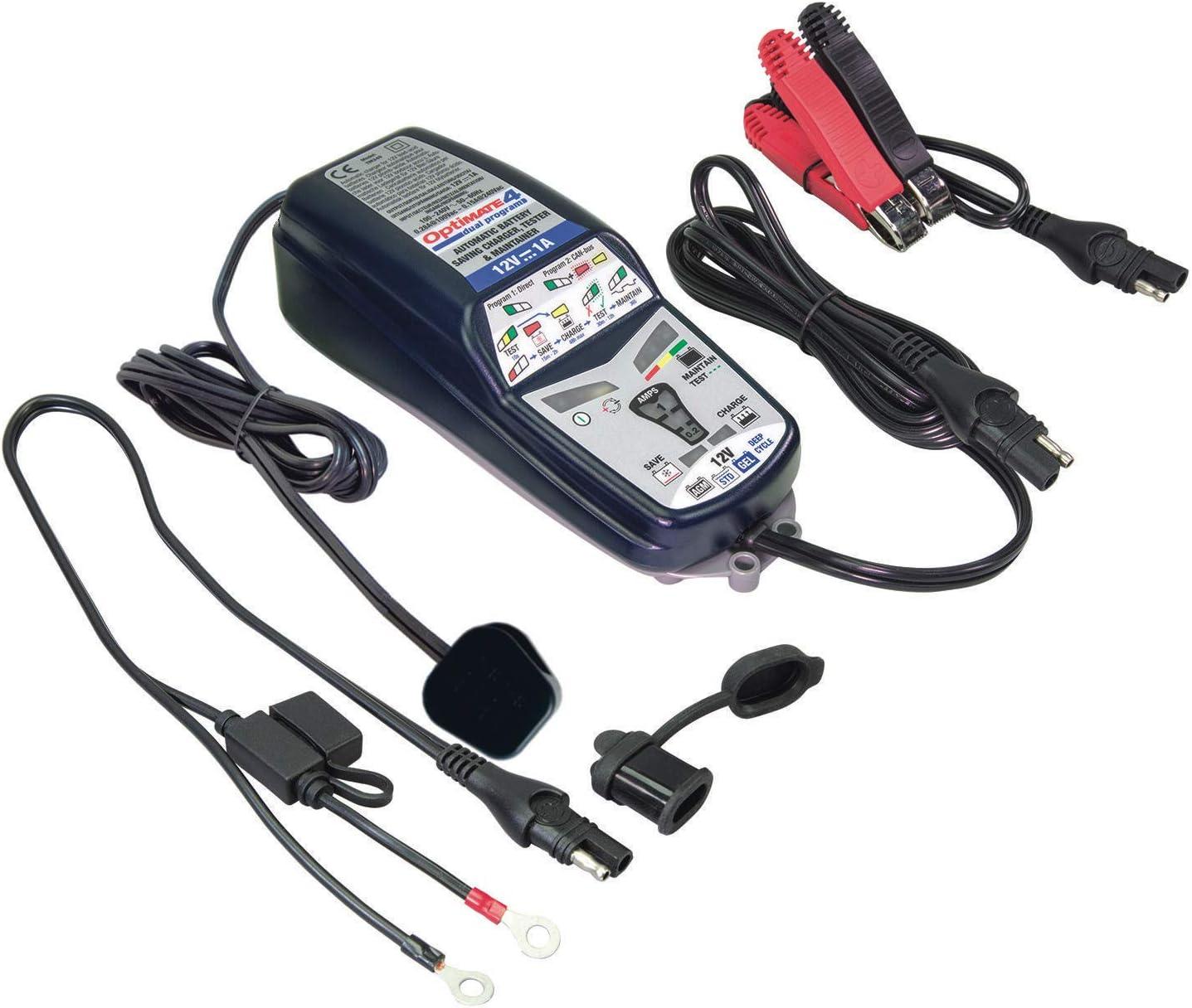 New Car or Bike Genuine Honda Optimate 5 Battery Charger Optimiser Conditioner