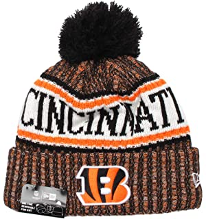 on sale d4656 f8f47 New Era Cincinnati Bengals NFL On Field 18 Sport Knit Beanie Beany Mütze