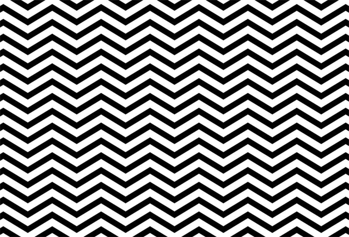 8x12 FT Chevron Vinyl Photography Backdrop,Chevron Pattern Geometric Wavy Zigzag Herringbone Stripes Illustration Background for Baby Shower Bridal Wedding Studio Photography Pictures