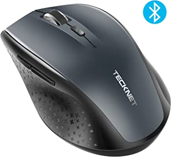 TECKNET Bluetooth Wireless Mouse (BM308)