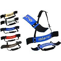 Islero Gewichtheffen Arm Blaster Biceps Isolator Gym Ondersteuning Strap Pro Bodybuilding Wraps