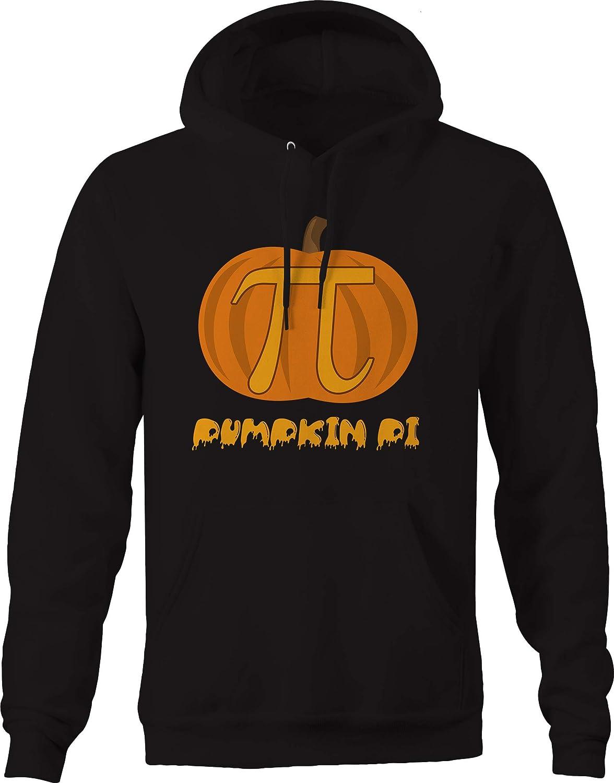 Pumpkin Pi 3.14 Math Halloween Joke Sweatshirt