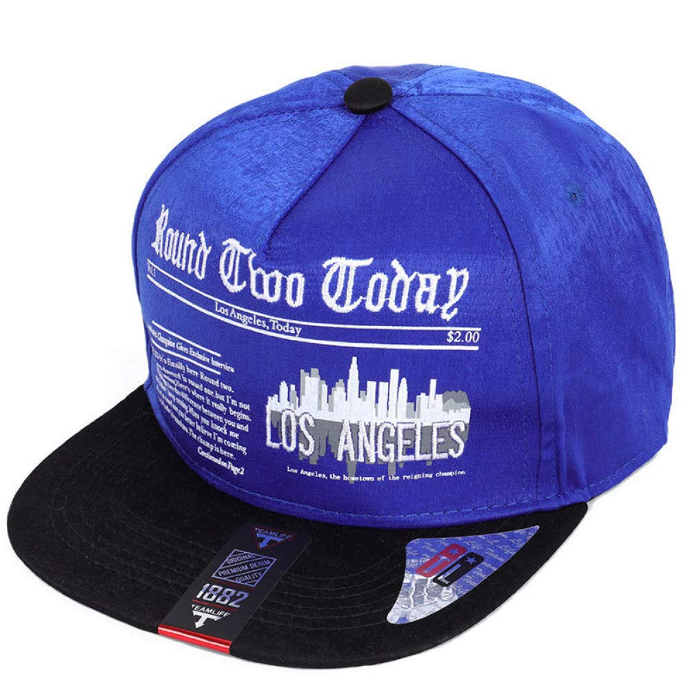 Yooci Gorras De Hombre 100% Algodón Sombreros De Béisbol Hip Hop ...