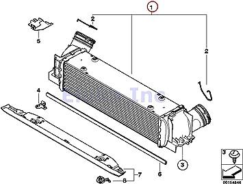 Amazon.com: BMW Genuine Turbo Charger Air Cooler Intercooler 135i M Coupé  X1 35iX 135i Z4 35i Z4 35is 335i 335xi 335i 335xi 335i 335xi 335i 335is  335xi 335i 335i 335is: AutomotiveAmazon.com