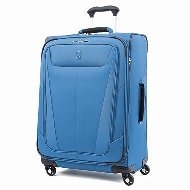 Travelpro Luggage Maxlite 5 Lightweight Expandable Suitcase , Azure Blue