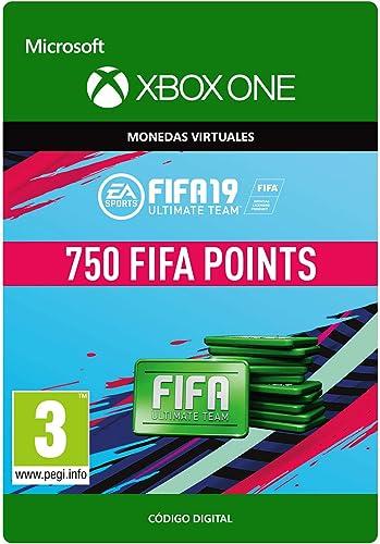 FIFA 19: Ultimate Team Fifa Points 12000 | Xbox One - Código de descarga: Amazon.es: Videojuegos