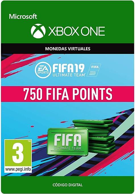 FIFA 19: Ultimate Team Fifa Points 750 | Xbox One - Código de ...