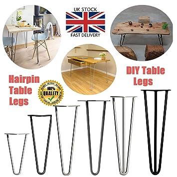 4 patas de mesa de horquilla de construcción superior resistente ...