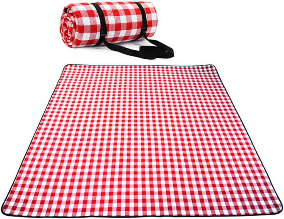 Outdoor Strand Garten Camping Picknick Matte Klapp Decke Wasserdichte 140x170cm